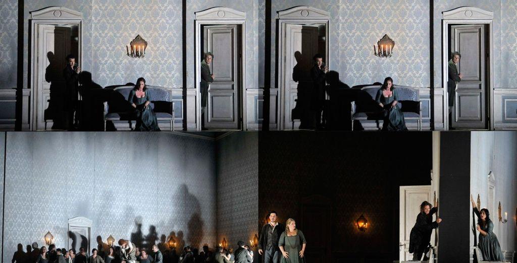 Goce de una gran ópera,