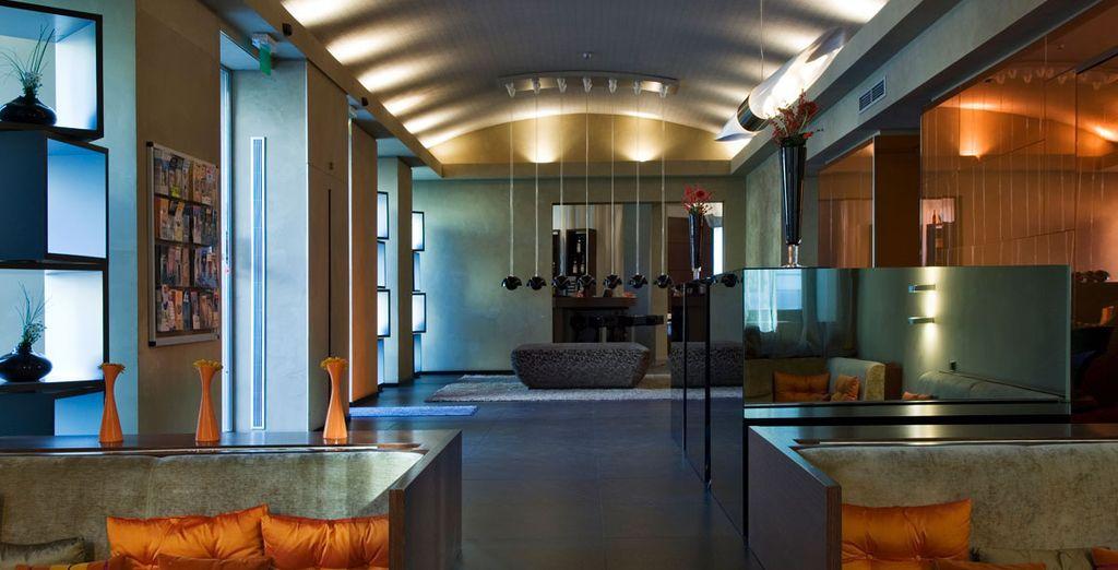 987 Design Prague Hotel 4* es un moderno hotel de diseño en el centro de la ciudad