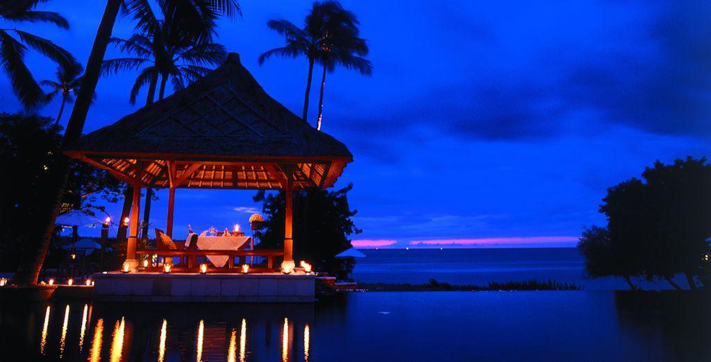 Se hace de noche en Lombok