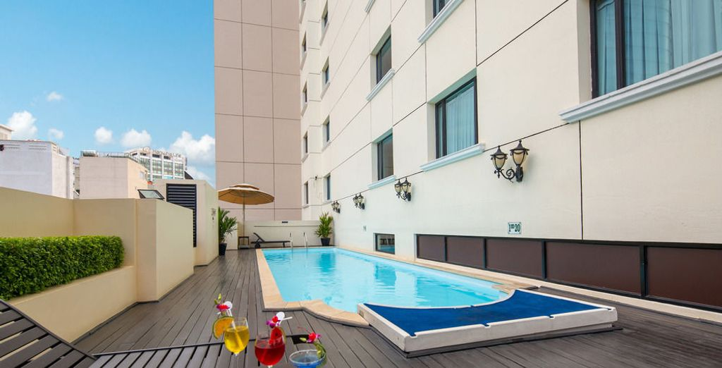Te presentamos Saigon Prince Hotel 4*