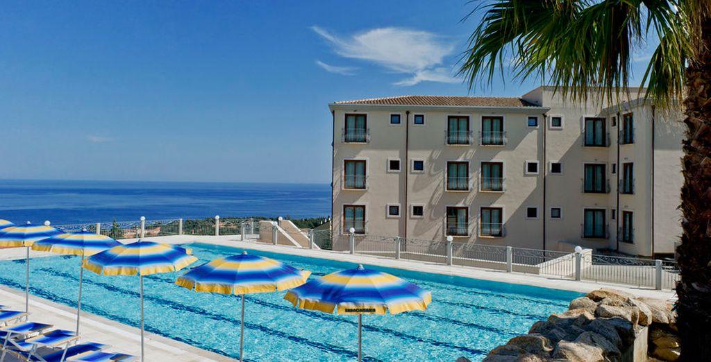 Bienvenido al Hotel Brancamaria 4*