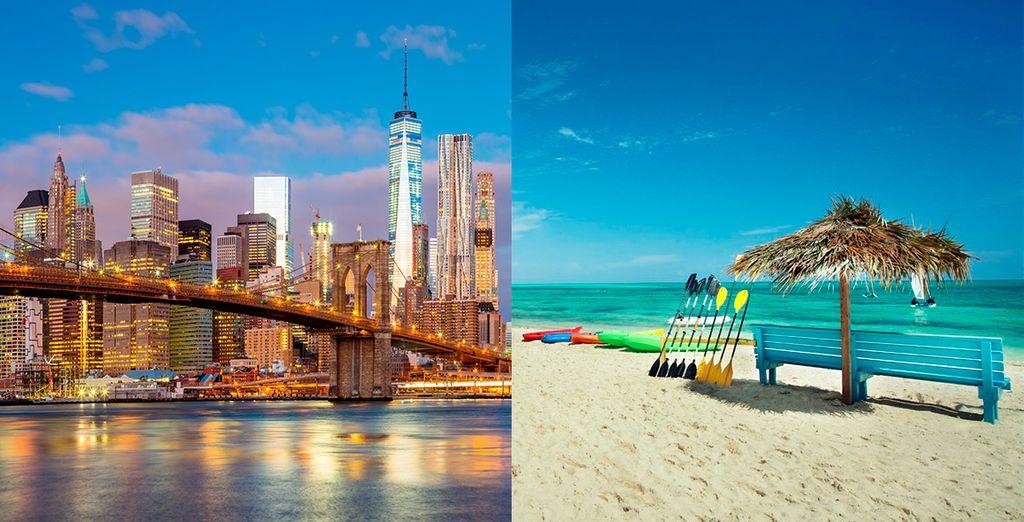 Bienvenido a tus vacaciones soñadas