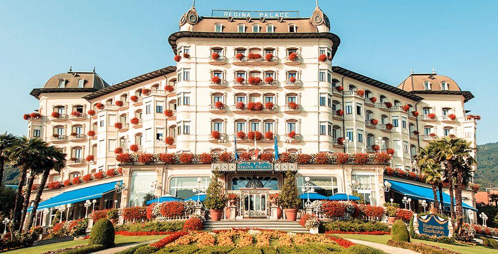 Hotel Regina Palace 4*