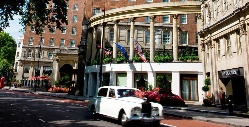 Bienvenido al Hotel The London Grosvenor House