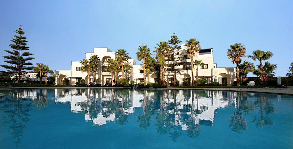 Bienvenue au Maroc !