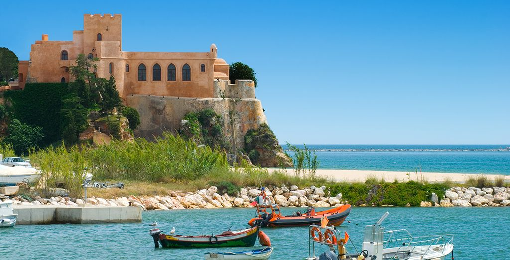 Flâner sur la côte d'Estoril...