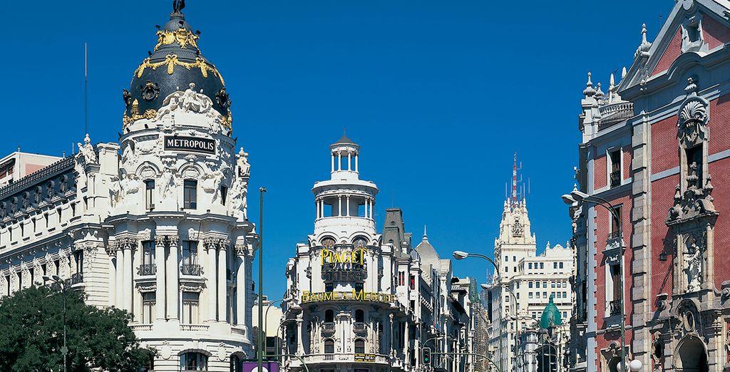 Bienvenido a Madrid ! - Quatro Puerta Del Sol 4* Madrid