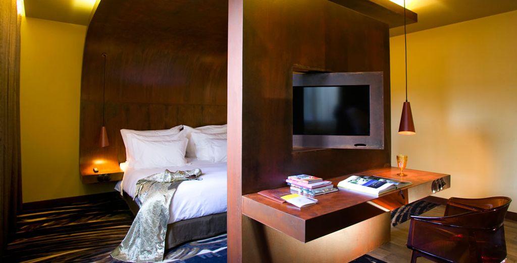 Dévoilant pas moins de 52 m² de confort