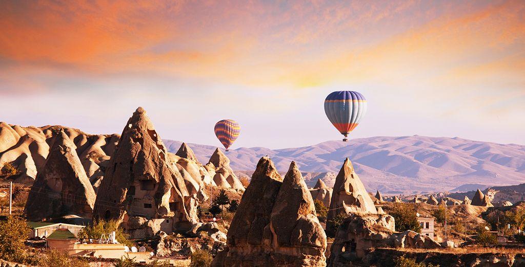 Laissez-vous tenter par le circuit Trésors d'Anatolie - Circuit  Les Trésors d'Anatolie 8 jours / 7 nuits 4* Antalya