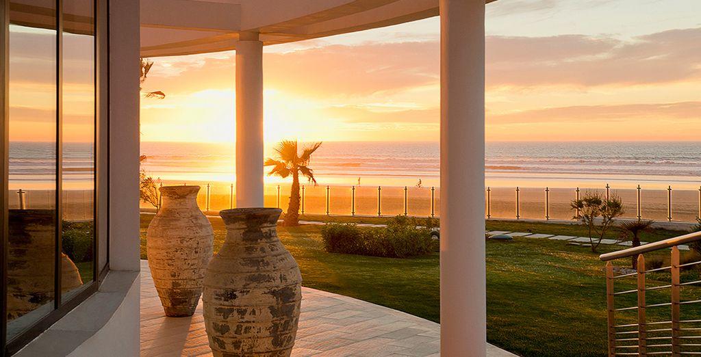 Offrez-vous un séjour détente à Agadir... - Sofitel Agadir Thalassa Sea & Spa 5* Agadir