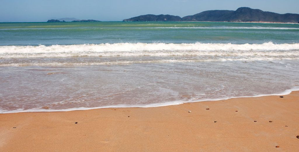 Découvrez les somptueuses plages des alentours