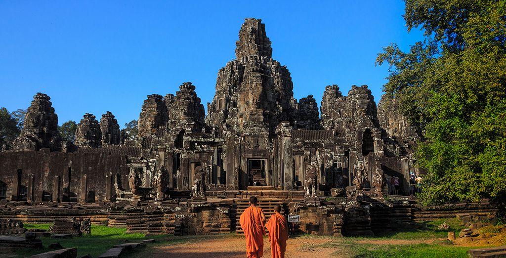 Excellent séjour au Cambodge !