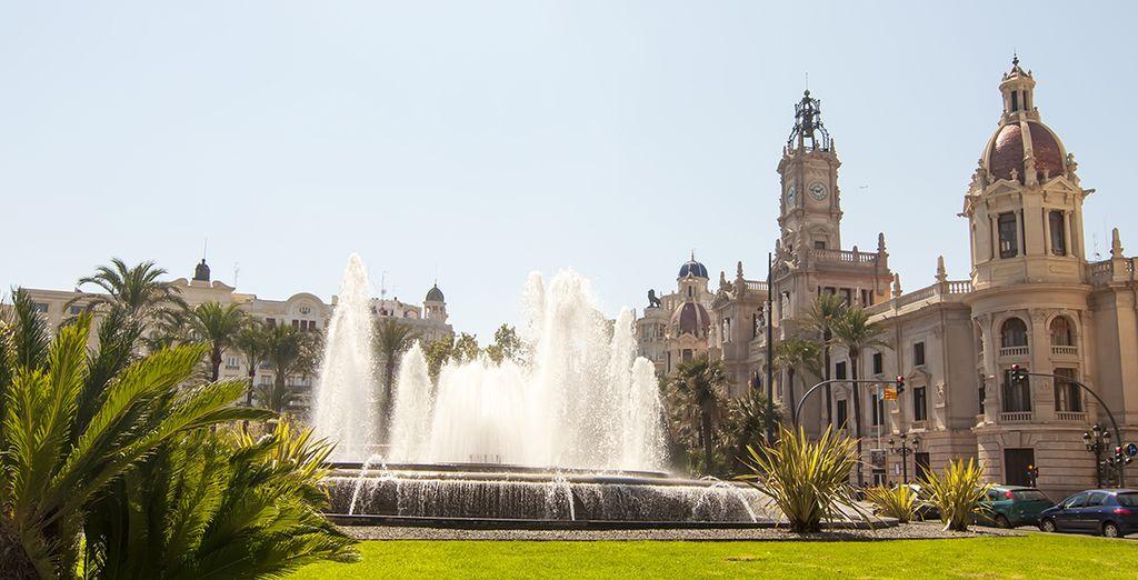 Revenez enchanté de vos vacances à Valence !