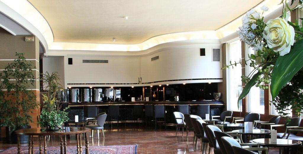 L'hôtel Tres Reyes vous garanti un séjour agréable et relaxant...
