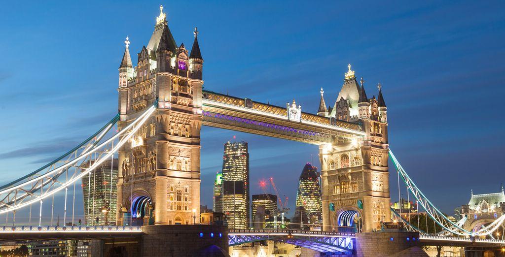 Excellent séjour à Londres !