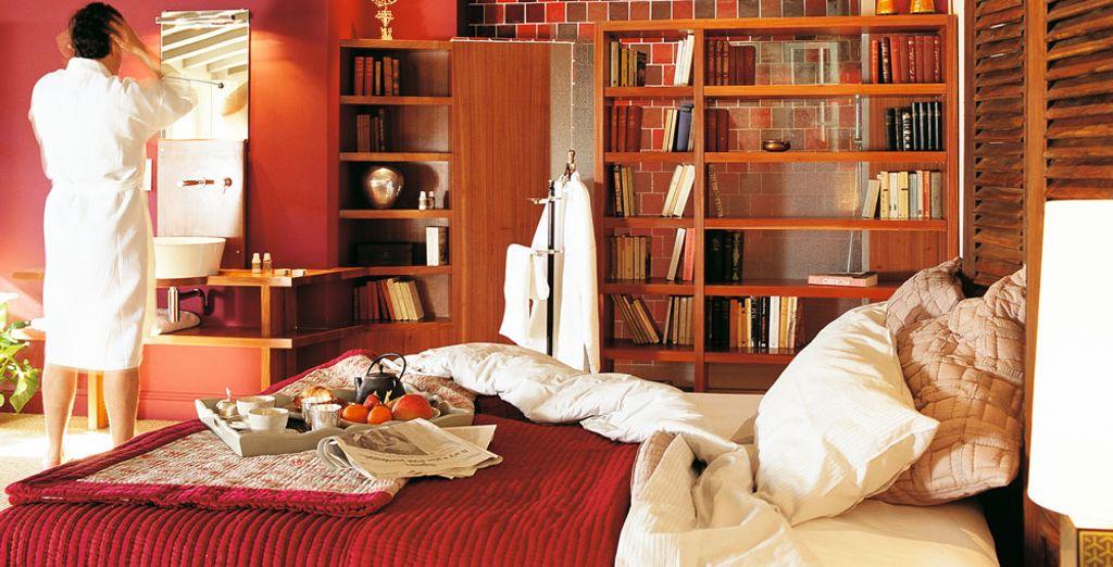 La Chambre à la Loggia...