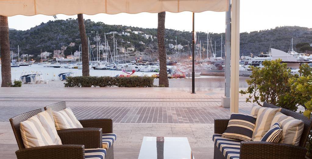 Appart 39 h tel fergus soller beach 4 voyage priv jusqu 39 for Appart hotel 95