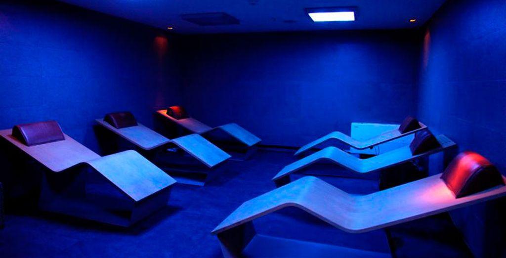 800 m² entièrement dédiés à votre confort et votre bien-être !