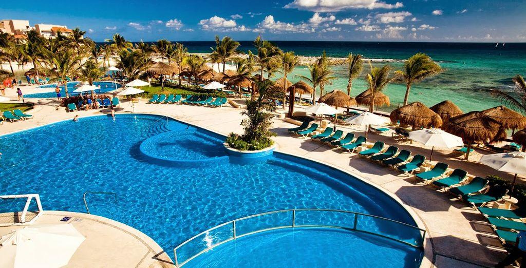 Pour des vacances 100% ensoleillées, direction le Mexique !