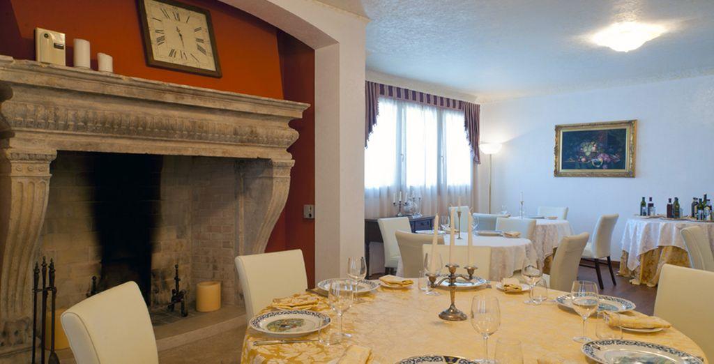 Dégustez les saveurs italiennes des plats au restaurant