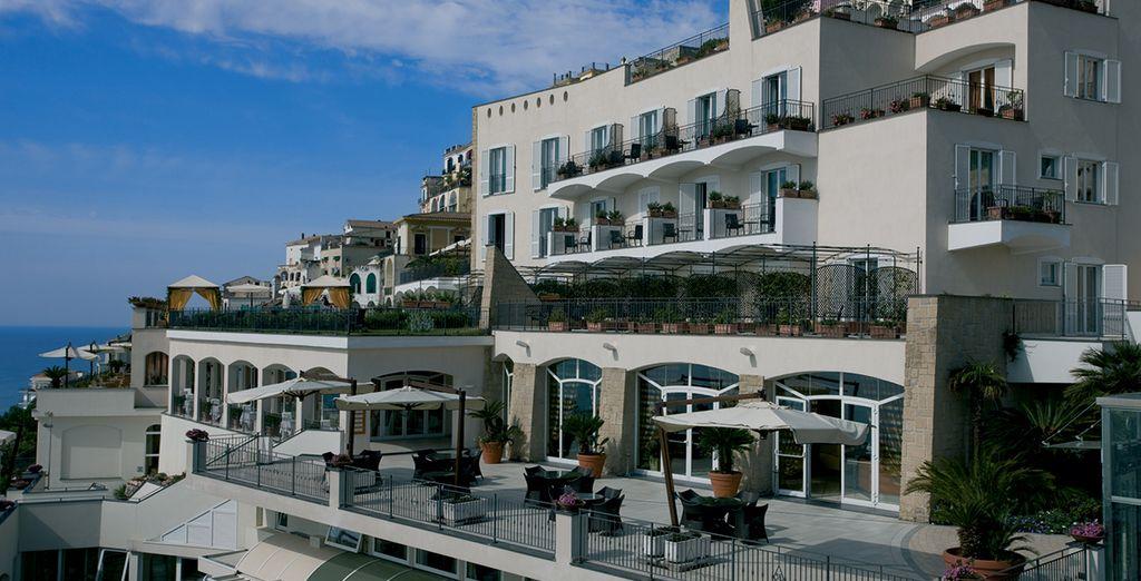 l'hôtel Raito Wellness & Spa vous accueille...
