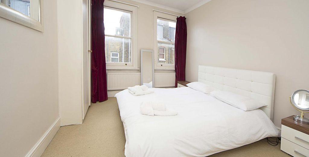 Votre superbe chambre...