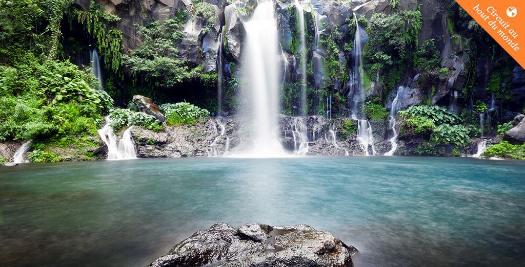 Partez vivre une aventure féérique... - Autotour Découverte de la Réunion 7 jours/6 nuits St Denis de la Reunion