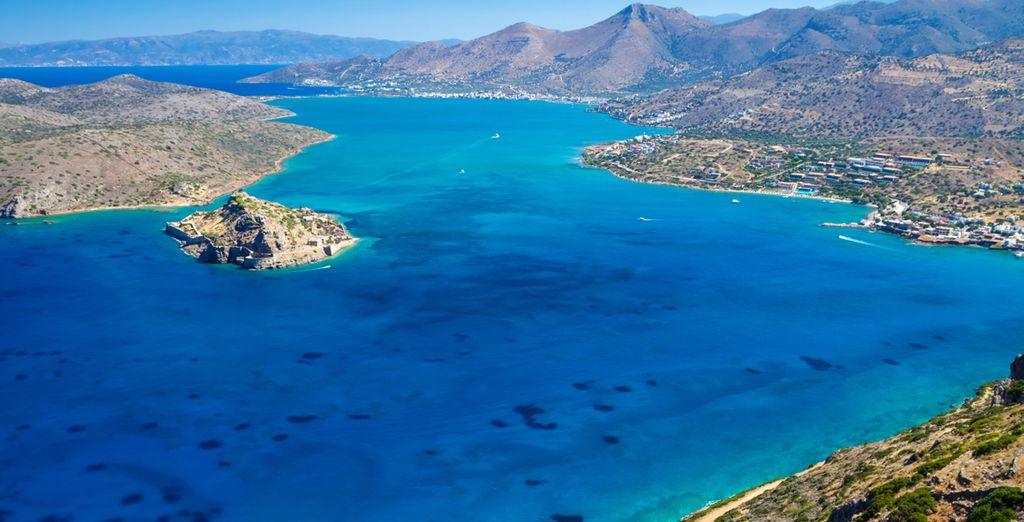 Sur les sublimes côtes de Crète - Anna House Hôtel **** Georgioupolis