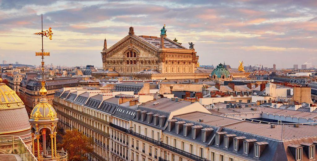 Bienvenue à l'hôtel Malte Opera, au cœur de Paris