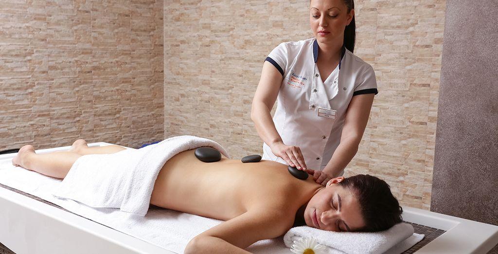 Profitez d'un bon massage