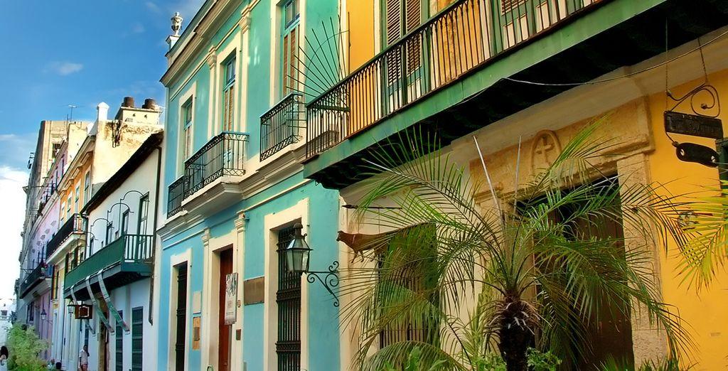 Vous commencerez par la Havane