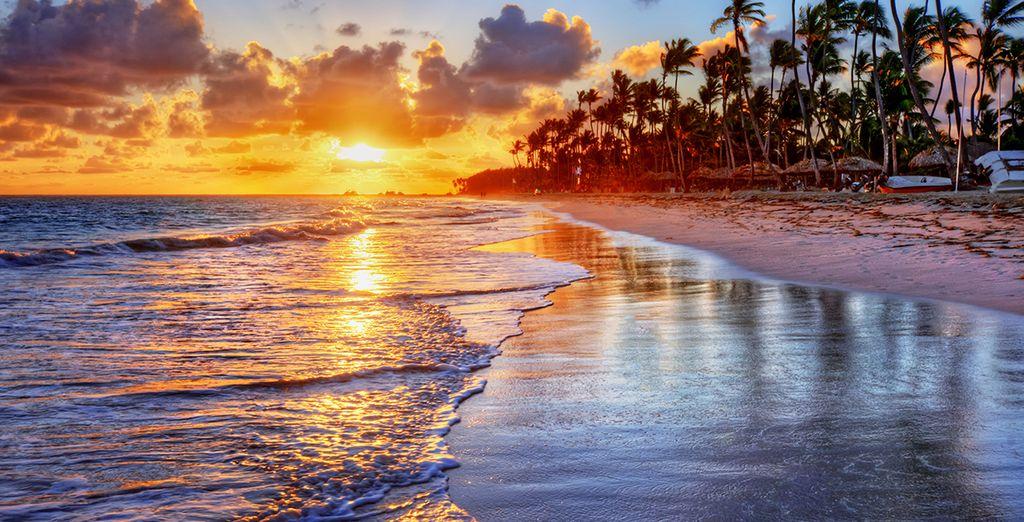 Jusqu'aux plages de l'Océan Indien