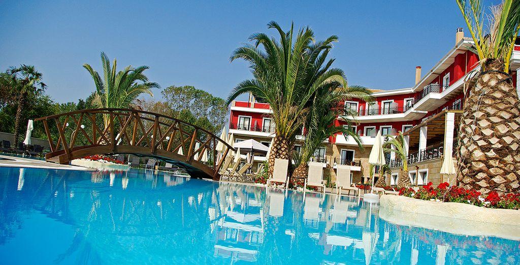Bienvenue à l'hôtel Mediterranean Princess 4*