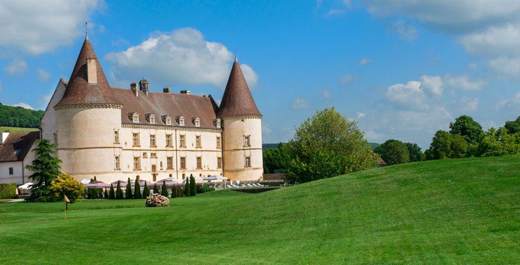 Rendez-vous au cœur de la Bourgogne