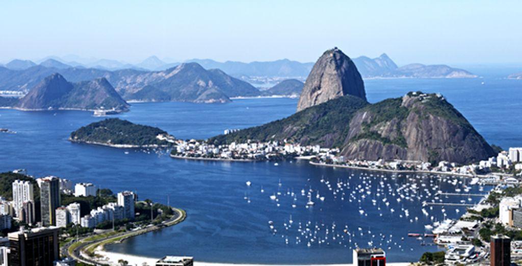 En plein coeur de Rio