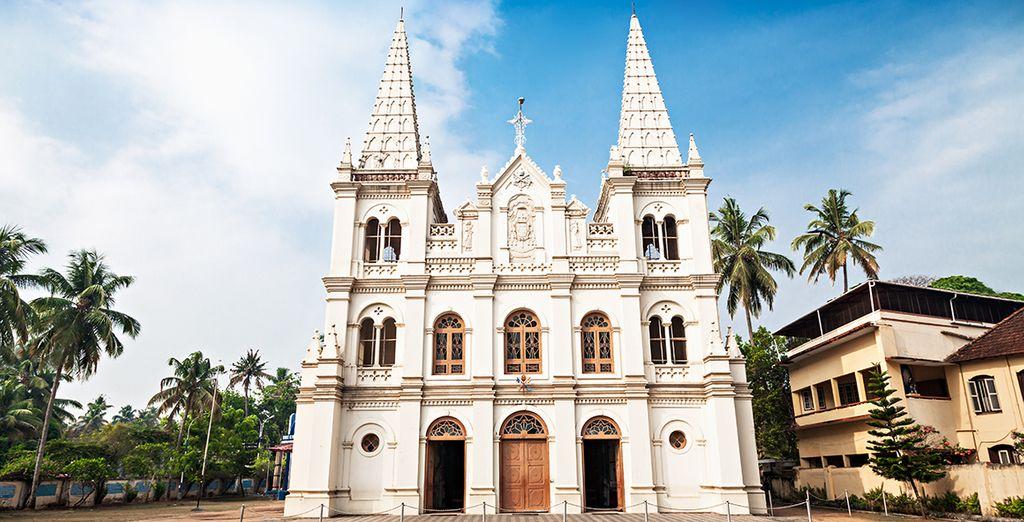 Ainsi qu'une riche histoire parfois ignorée des touristes, comme à Cochin