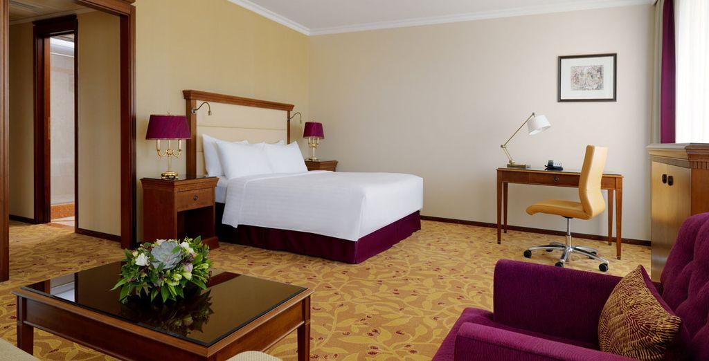 Hôtel Marriott Royal Aurora 5*