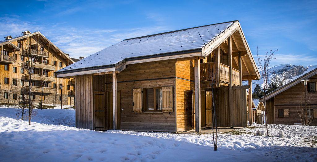 Vous invite à vivre un séjour d'exception aux sports d'hiver