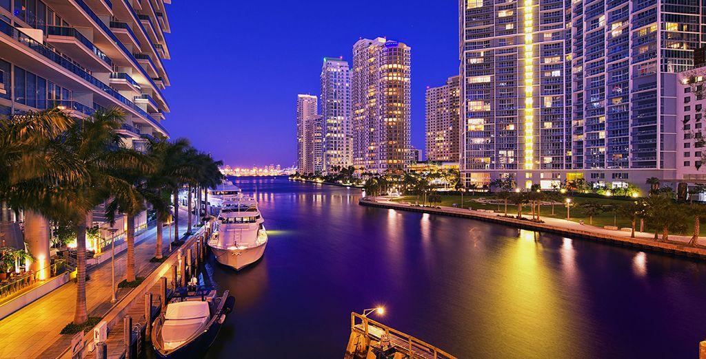 Partez ensuite découvrir les plus beaux endroits de Miami