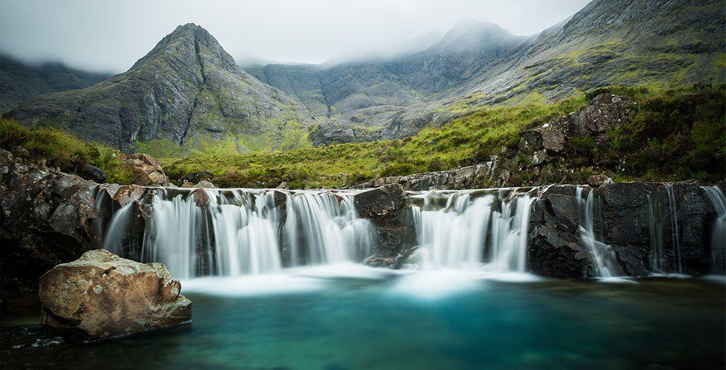 De cascades en cascades