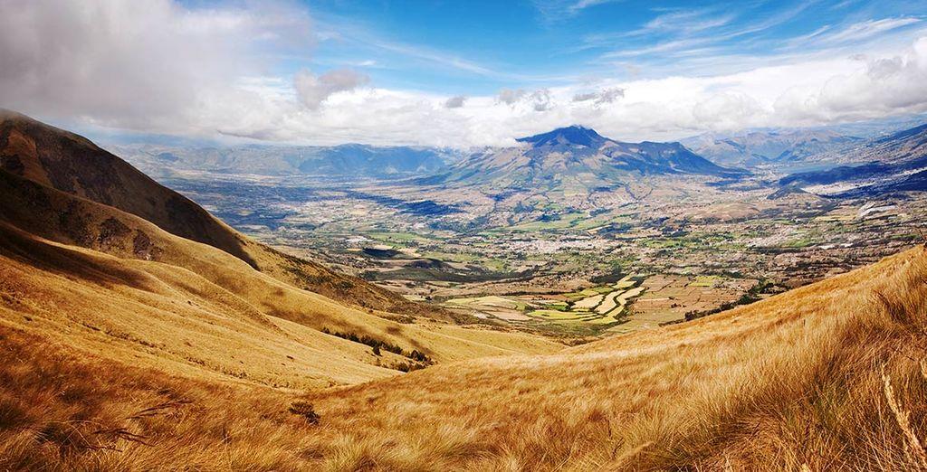 Laissez-vous surprendre par les paysages contrastés de l'Equateur