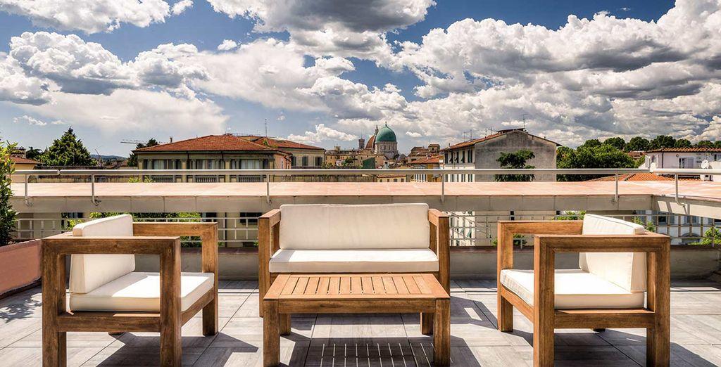 Que vous poserez vos valises : Bienvenue au Forte 16 - Forte 16 Florence Appartments & View Florence