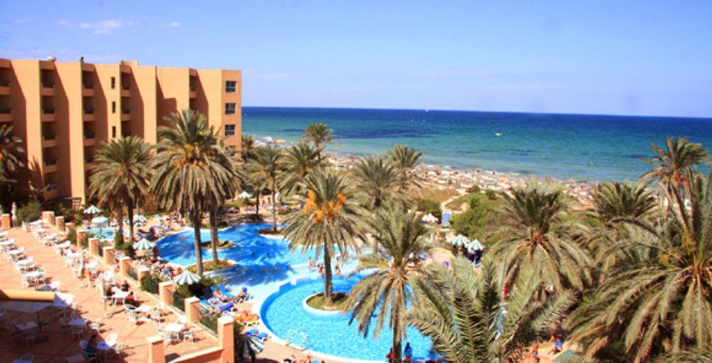 - Hôtel El Ksar **** - Sousse - Tunisie Sousse