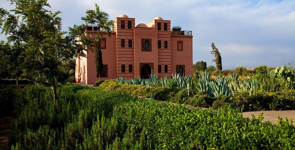 Excellent séjour à Marrakech !