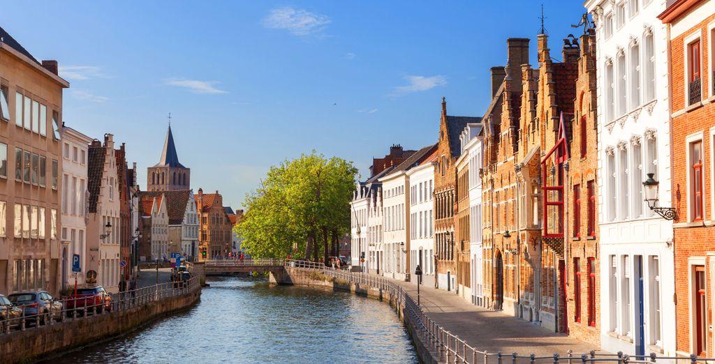 La Venise du Nord recèle de paysages plus beaux les uns que les autres