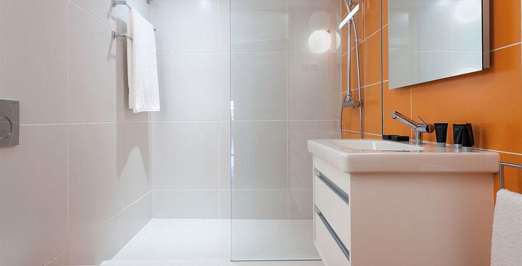 Appartement 3 : La salle-de-bains