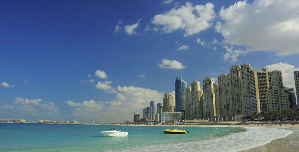 en passant par la plage Jumeirah. Bon séjour !