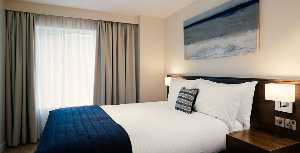 Avis appart 39 h tel marlin waterloo 4 voyage priv for Appart hotel londres