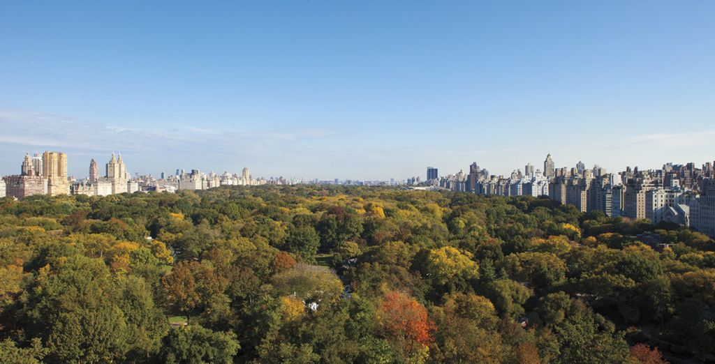 Bon séjour à Manhattan !