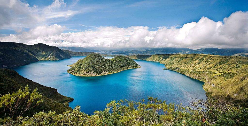 Circuit ecotourisme en Equateur